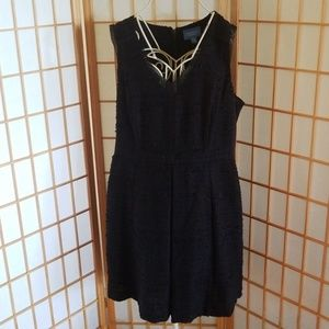 Simply Vera Vera Wang Black Knit Dress